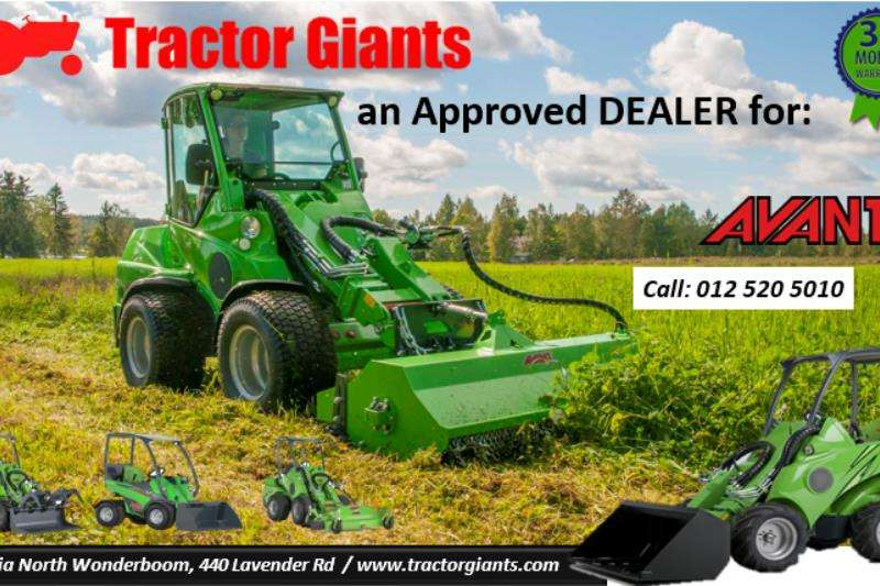 Other TLBs Avant Tractor / Machinery Dealership 2019
