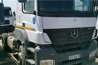 Other 2005 Mercedes Axor 1835 4x2 Truck Tractor Tractors - towing