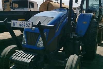 Other 2016 New Holland TT4.90 2x4 Tractor Tractors - towing