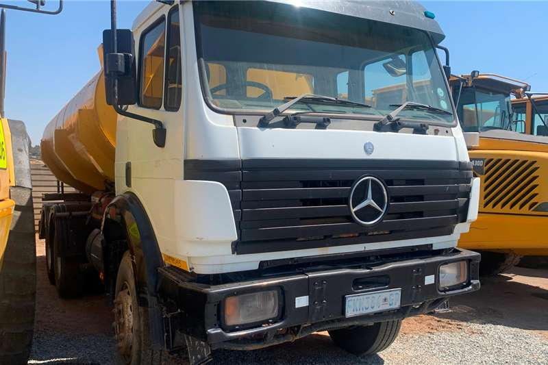 Other 1996 MERCEDES BENZ 2629 16L. Water tankers