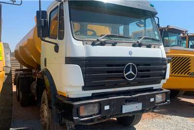 Other 1996 MERCEDES BENZ 2629 WATER TANKER 16L. Water tankers