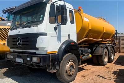 Other 1998 MERCEDES BENZ 2629 16L. Water tankers