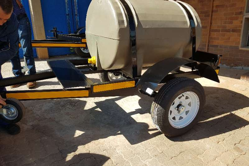 Other Water tankers 500 liter plastic trailer 2019