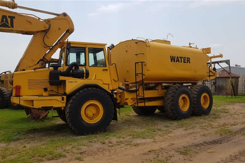 Other Volvo A20C Water tankers