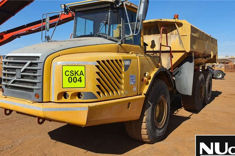 Other Water Tankers VOLVO A30D WATER TANKER
