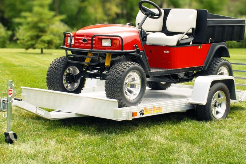 Others Golf car trailer 2019