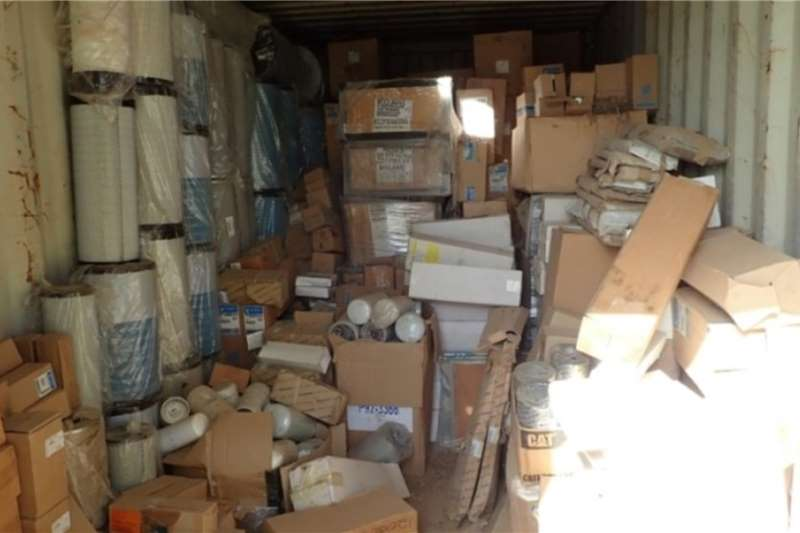 Others Lot assorted spares situated in Kathu
