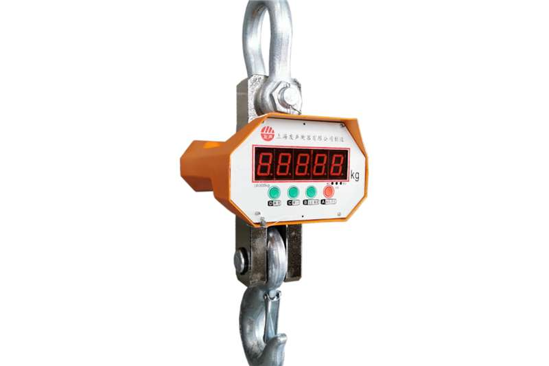 2020 Sino Plant  10 000Kg Load Cell Hook Type
