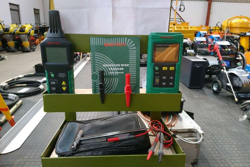 2020 Sino Plant  Cable Locator