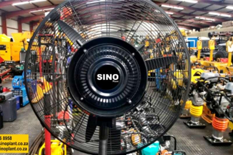 2020 Sino Plant  Construction Water Mist Fan 650mm