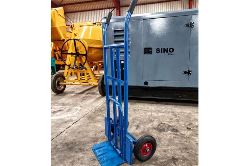 2020 Sino Plant  Ladder Trolley – Steel Fixed Frame