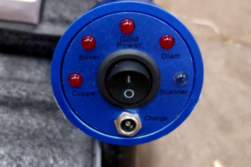 2020 Sino Plant  Precious Metals Detector