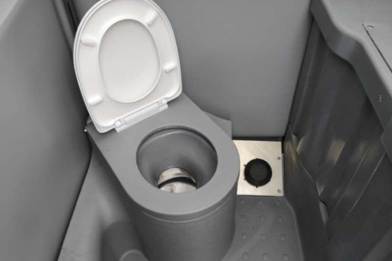 2020 Sino Plant  Single Toilet - Plastic Shell