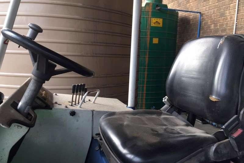 Palfinger Forklifts Diesel forklift F3 20PX TRUCK MOUNTED 2013