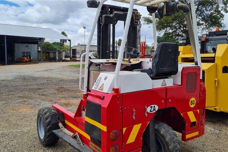 Palfinger Diesel forklift Moffet forklift Forklifts