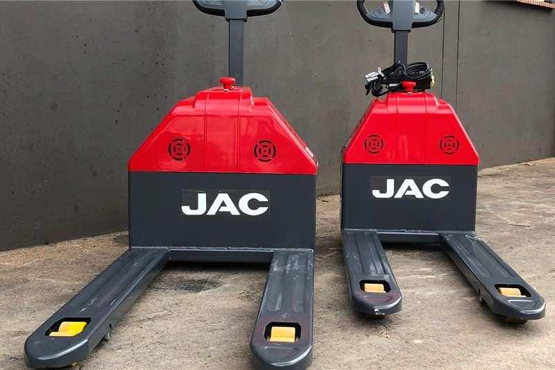 2019 JAC  CBD15 1.5TON ELECTRIC PALLET JACK