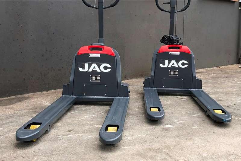 2020 JAC  CBD15 1.5TON ELECTRIC PALLET JACK