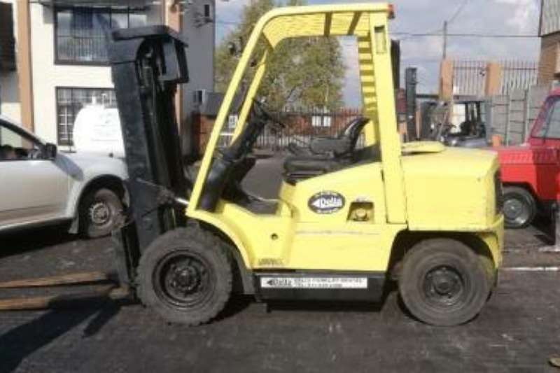 Perkins Forklifts Diesel forklift A latest model 5ton Manhand FD50, Perkins 1104.4 d 2016