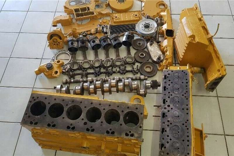 Perkins 1006 Caterpillar 3056 Engine Spares Generator