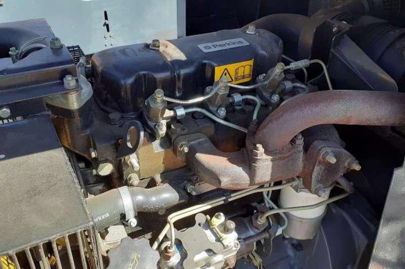 Perkins Mosa TS 500 PS/EL BC 20 KVA Generator/Welder Generator