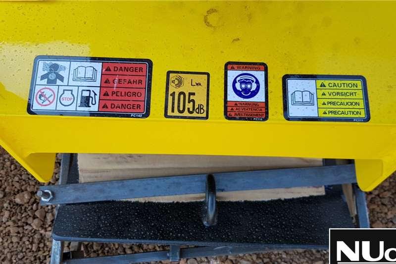 REVERSIBLE SOLIDPLATE PLATE COMPACTOR Plate compactor