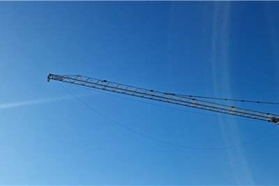 Potain Tower Crane Cranes