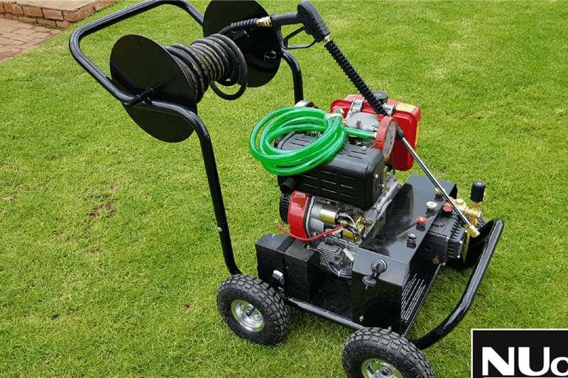 RS-CR900 DIESEL HIGH PRESSURE WASHER