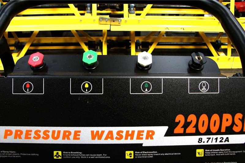 2020 Sino Plant  Petrol Pressure Washer