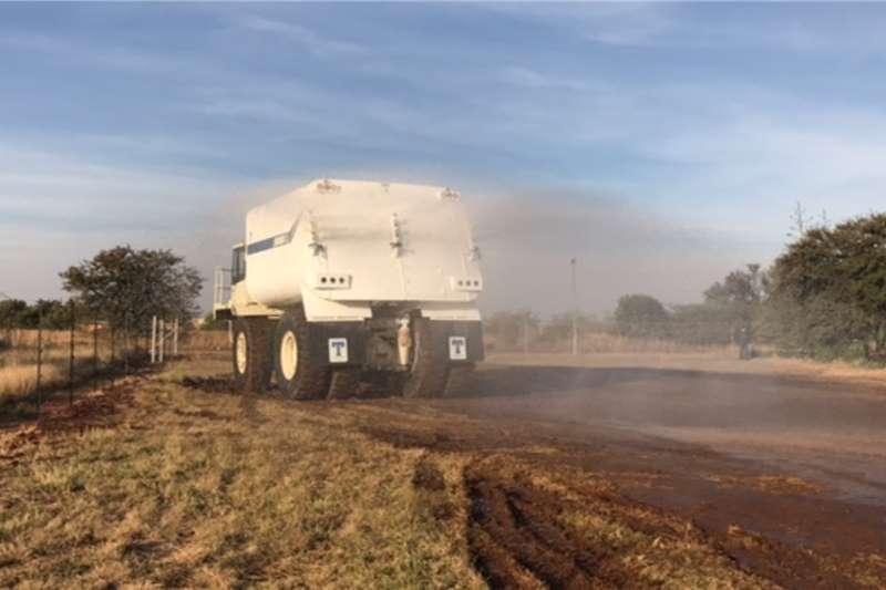 TR60 Rigid hauler