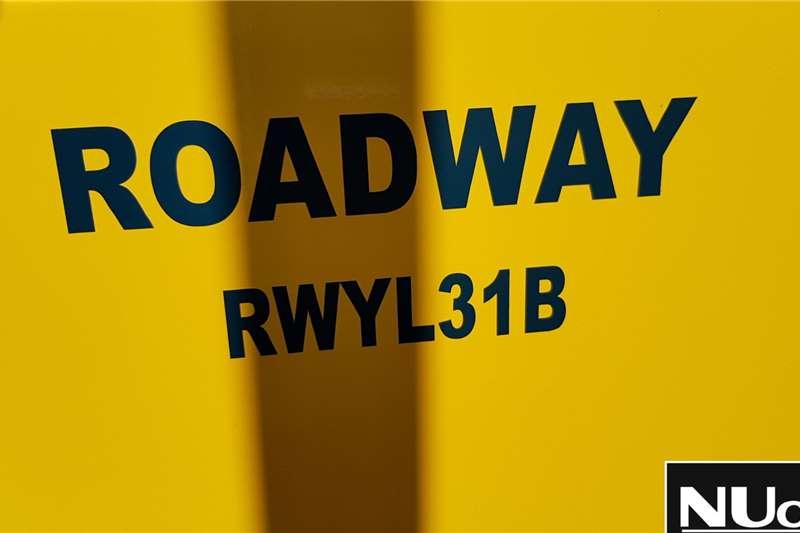 ROADWAY RWYL31B WALK BEHIND ROLLER Roller