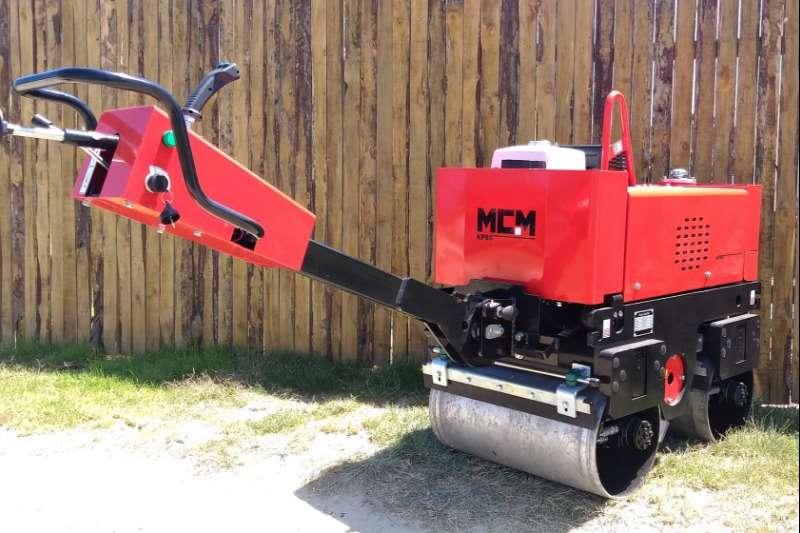 2020 MCM  KP80 - 800kg Walk-Behind Roller