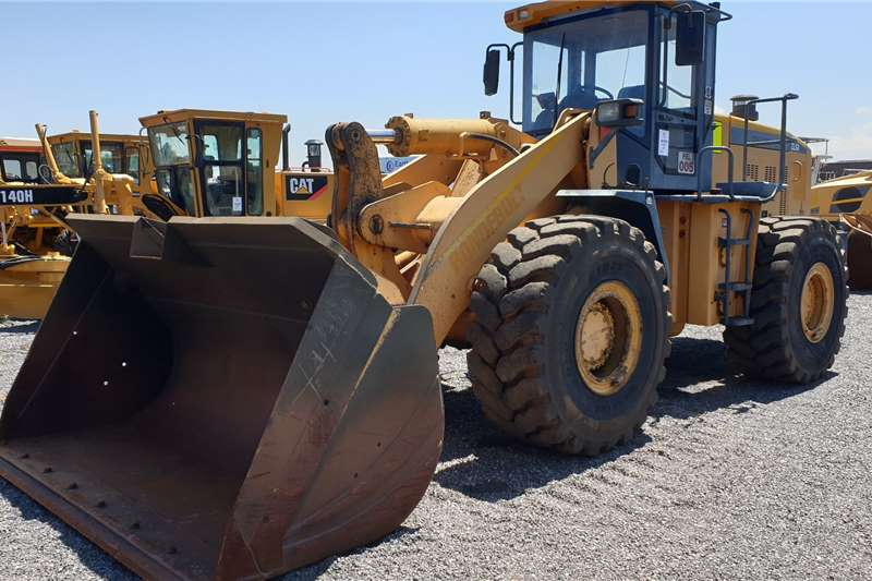 Rondebult ZL60 Loaders