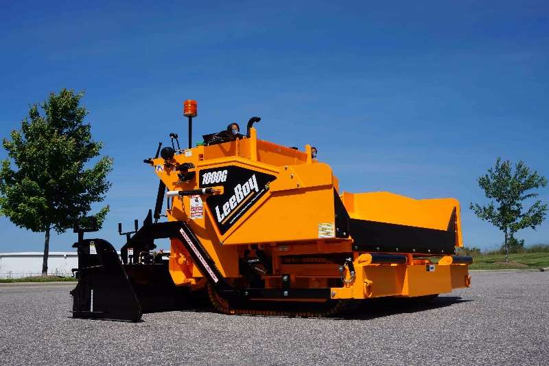 Rosco Asphalt paver ROSCO 1000G Mini Paver 2019