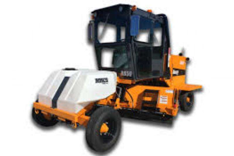 Rosco Broom ROSCO Self Propelled Broom 2019