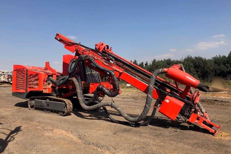 Sandvik Drill rigs DP1500 2012