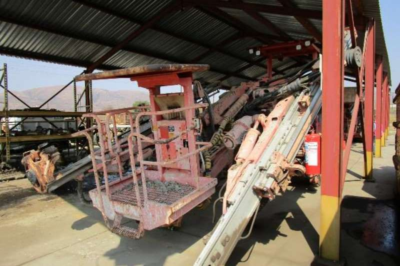 Sandvik Drill rigs Sandvik DT720, Double Boom and Cage Drill Rig 2007