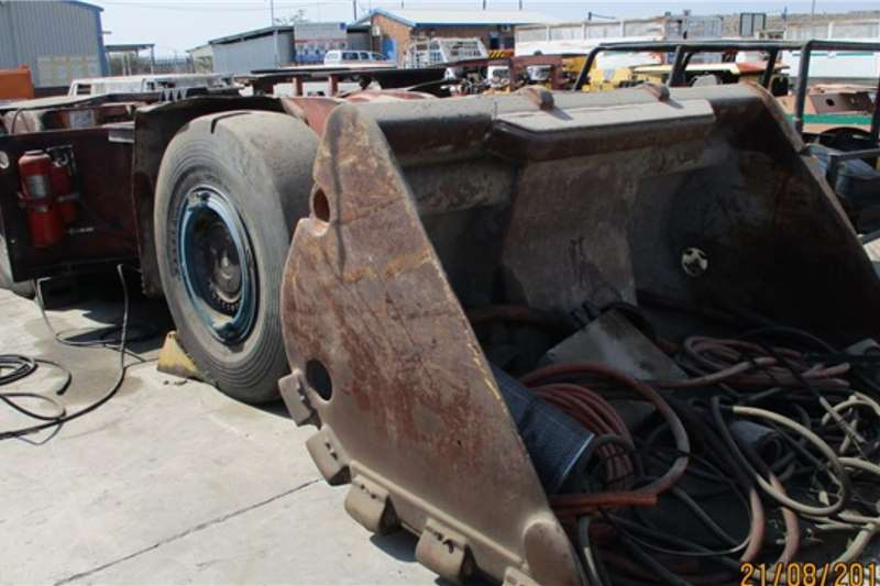 Sany Dumpers Sandvik S10 EJC777 Load Haul Dumper