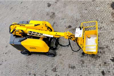 Lifting Platform 8m Self Propelled Diesel Scissor lifts