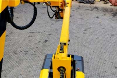 Lifting Platform 8m Self Propelled Diesel Scissor lifts