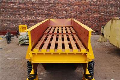 Grizzly Bar 850 x 3000mm Screeners