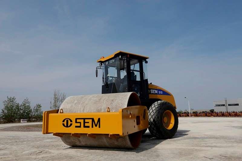 SEM Rollers SEM 510 Hydrostatic 2019
