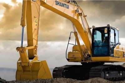 Shantui SE210 Excavators