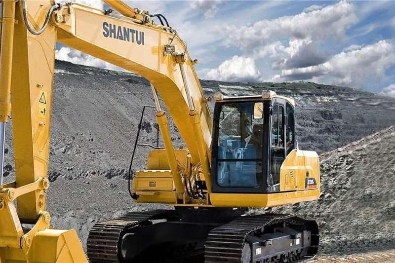 Shantui SE210 Excavator Excavators