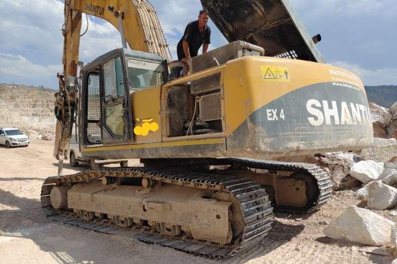 Shantui SE300 Excavators