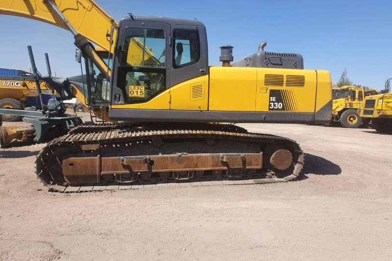 Shantui SE330 Excavators