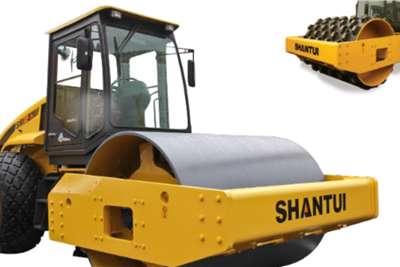 Shantui SR12 5 Roller Roller