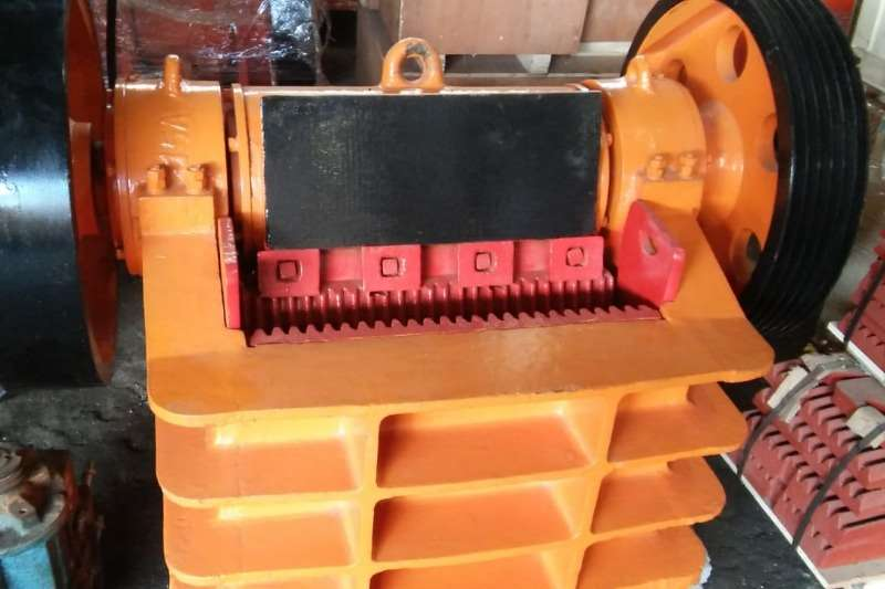Sheffield Crushers 6'' x 30'' Jaw Crusher 150 x 750 2019