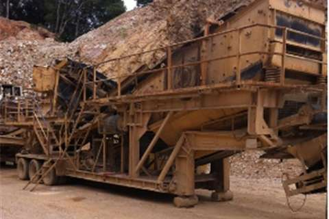 Sheffield Crushers Allis Chalmers Cone Crusher 36 inch
