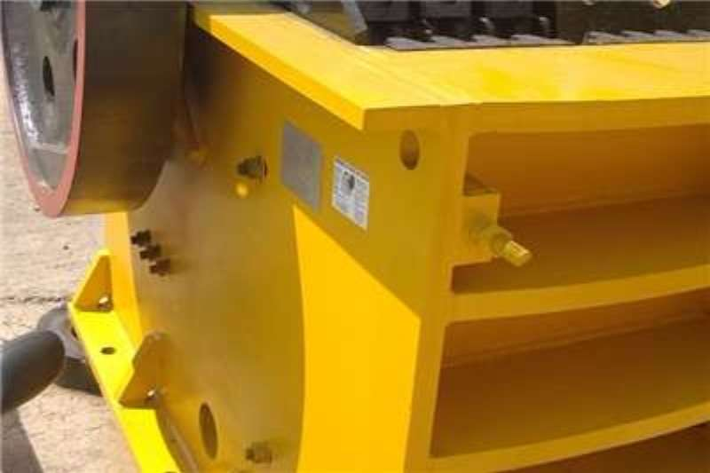 Sheffield Crushers Jaw crusher 25 by 36 inch (600x900) 2019