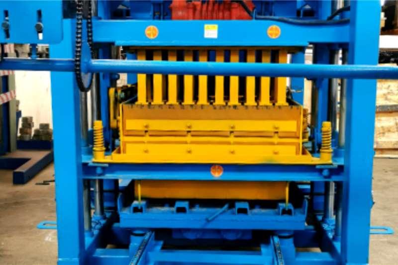 Sino Plant Brick Machine – Static 425 Brick making machines